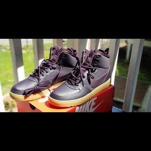 Nike Shoes - New Mens Nike Ebernon Mid Winter shoes M12